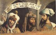 School of Provence Three Prophets (mk05) oil painting artist